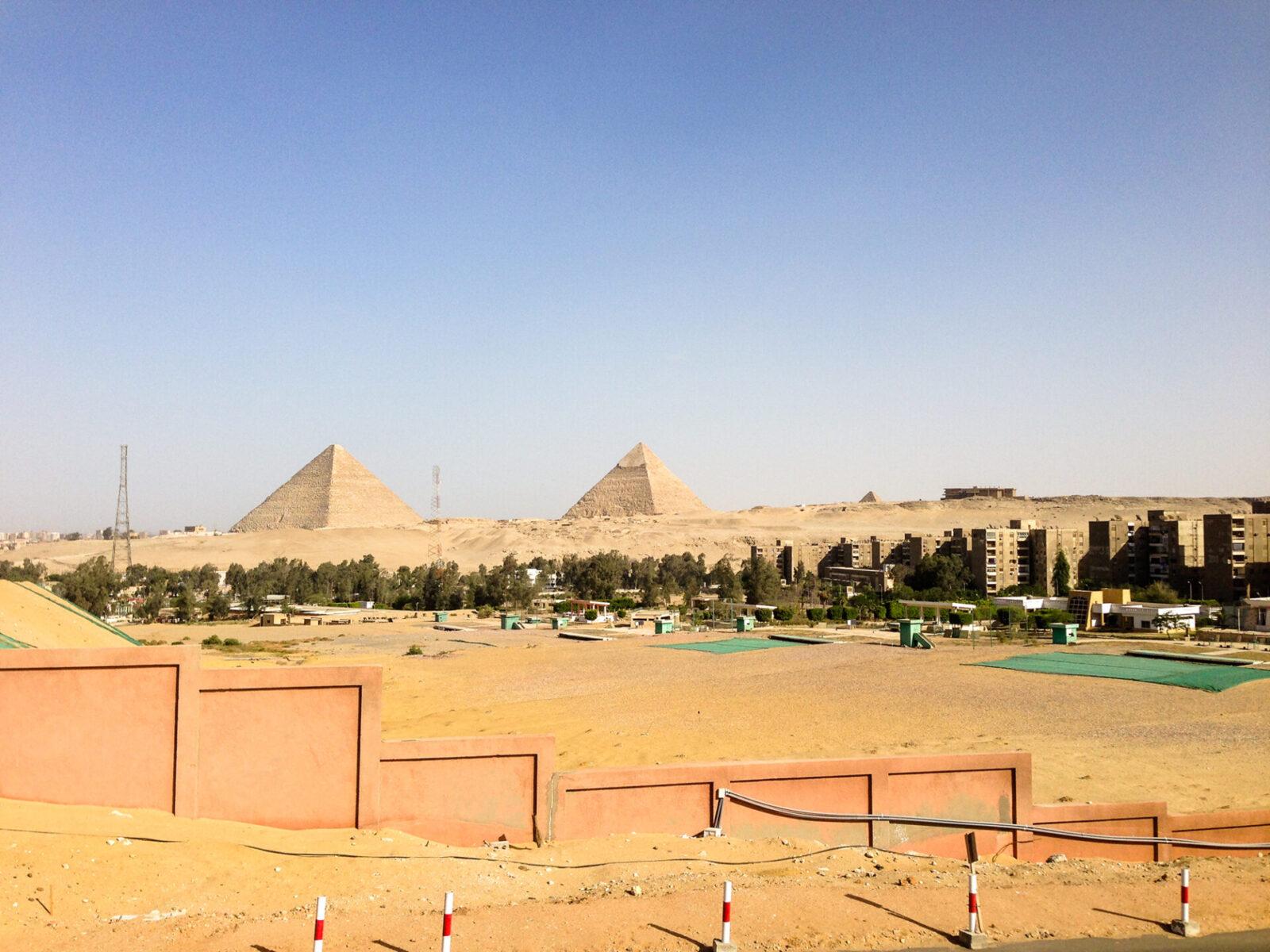 Grand Egyptian Museum di Giza