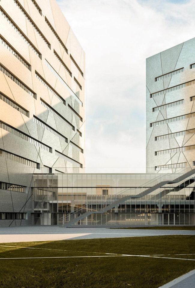 Architettura e scuola: l'approccio digitale.