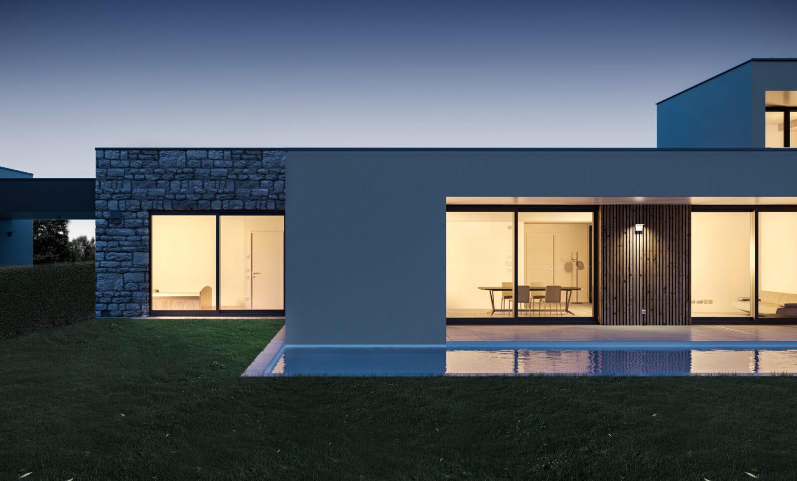 Digitalizzazione architettonica per il mercato immobiliare blockchain digital estate iot internet of things real estate