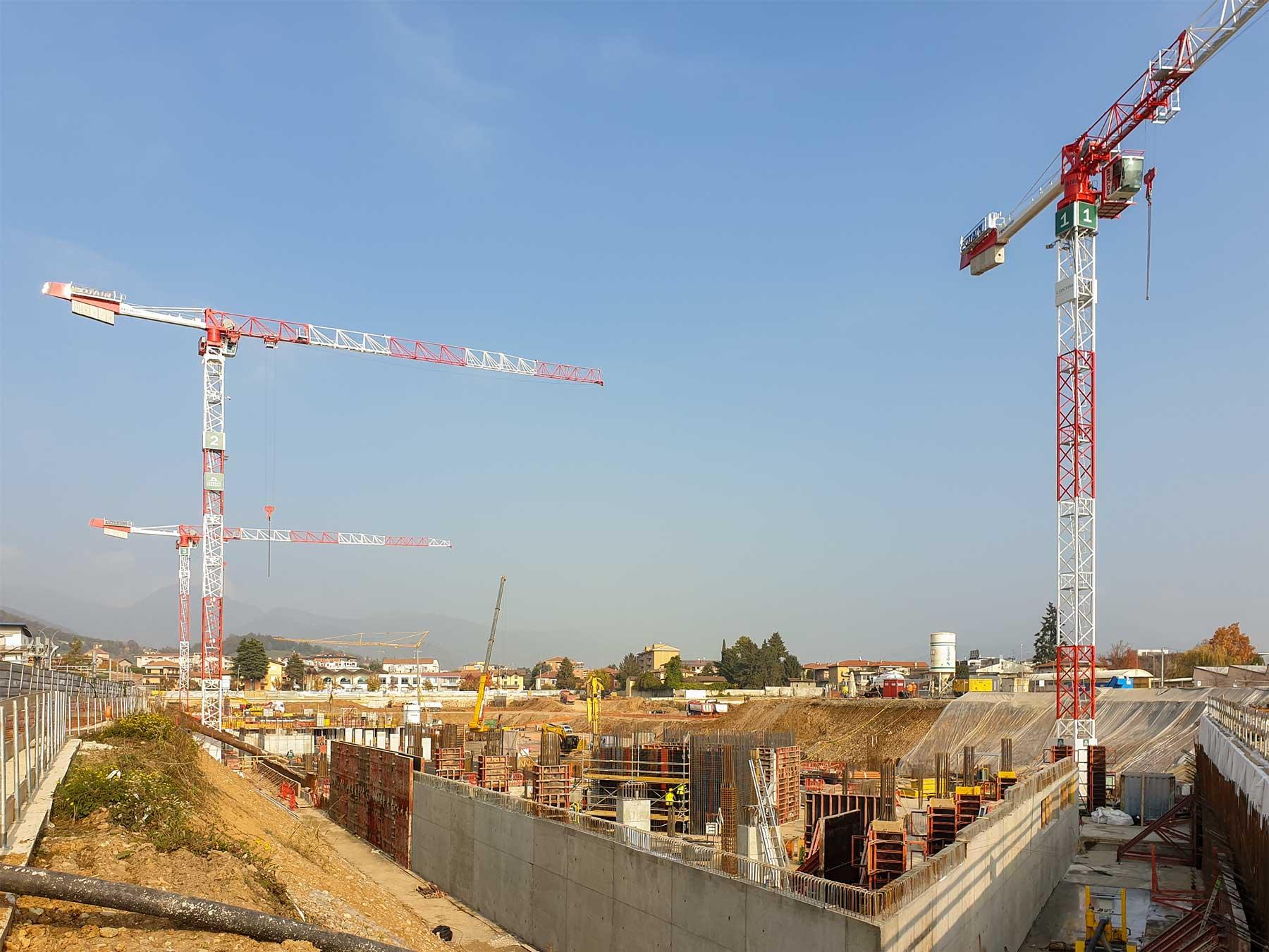 digitalizzazione per il cantiere edile 4.0