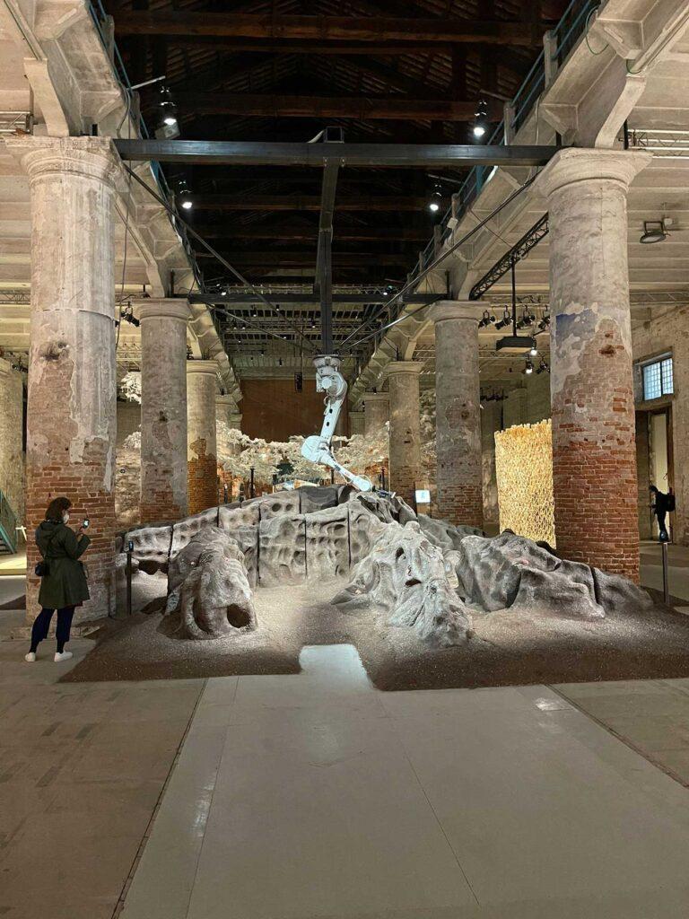 17ª biennale d'architettura di venezia