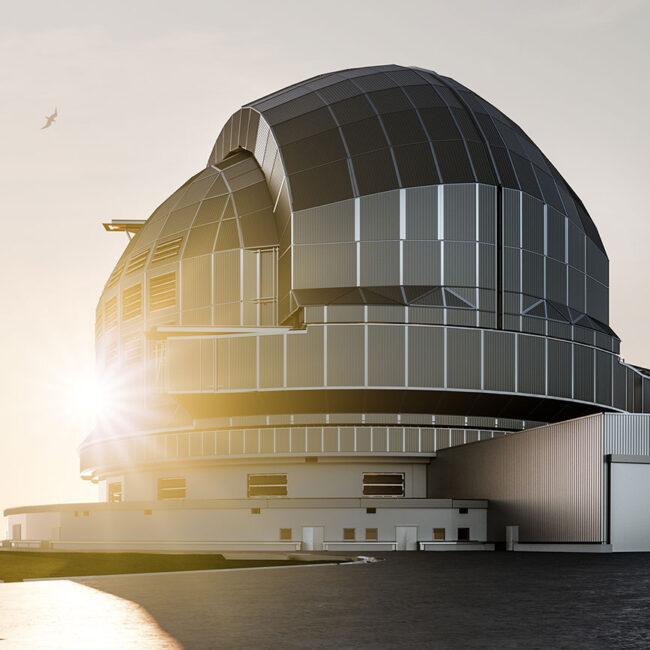 ELT Extremely Large Telescope