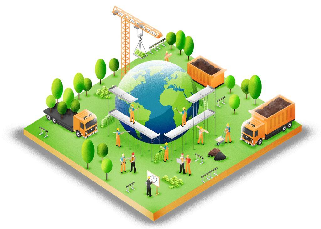 superbonus 110% italia rigenerazione sostenibilità ambiente mondo