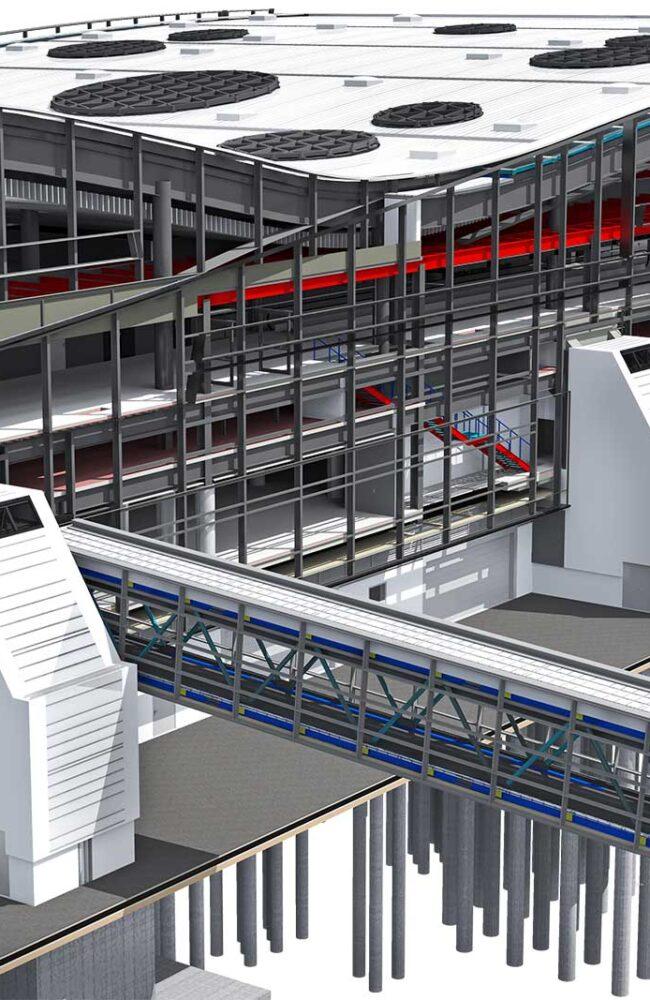 DVA - DVision Architecture, Costruzioni, Digital Twin